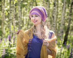 Comment mettre un turban pour femme ?