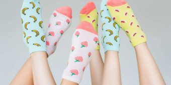 Tendance 2021 : affirmez votre style grâce à vos chaussettes !