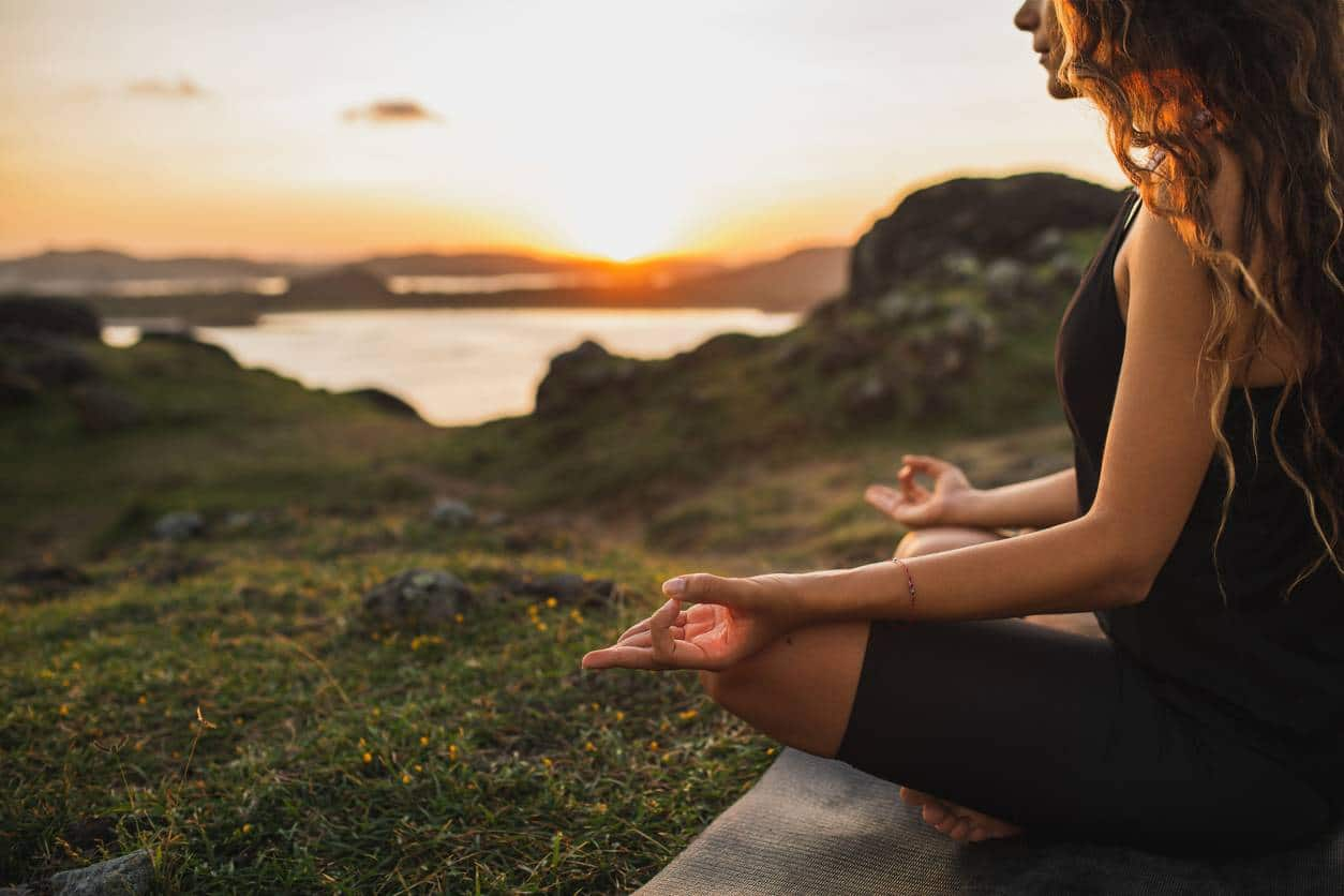 La pratique de la méditation